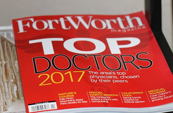 FortWorth 2017 Top Doctor