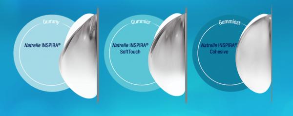 natrelle inspira implant images
