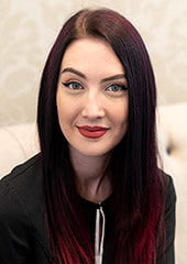 Amy Trevino - Receptionist