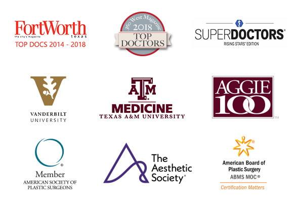 Fort Worth Top Docs - 360 West Magazine 2018 Top Doctors - Riser Stars Super Doctors