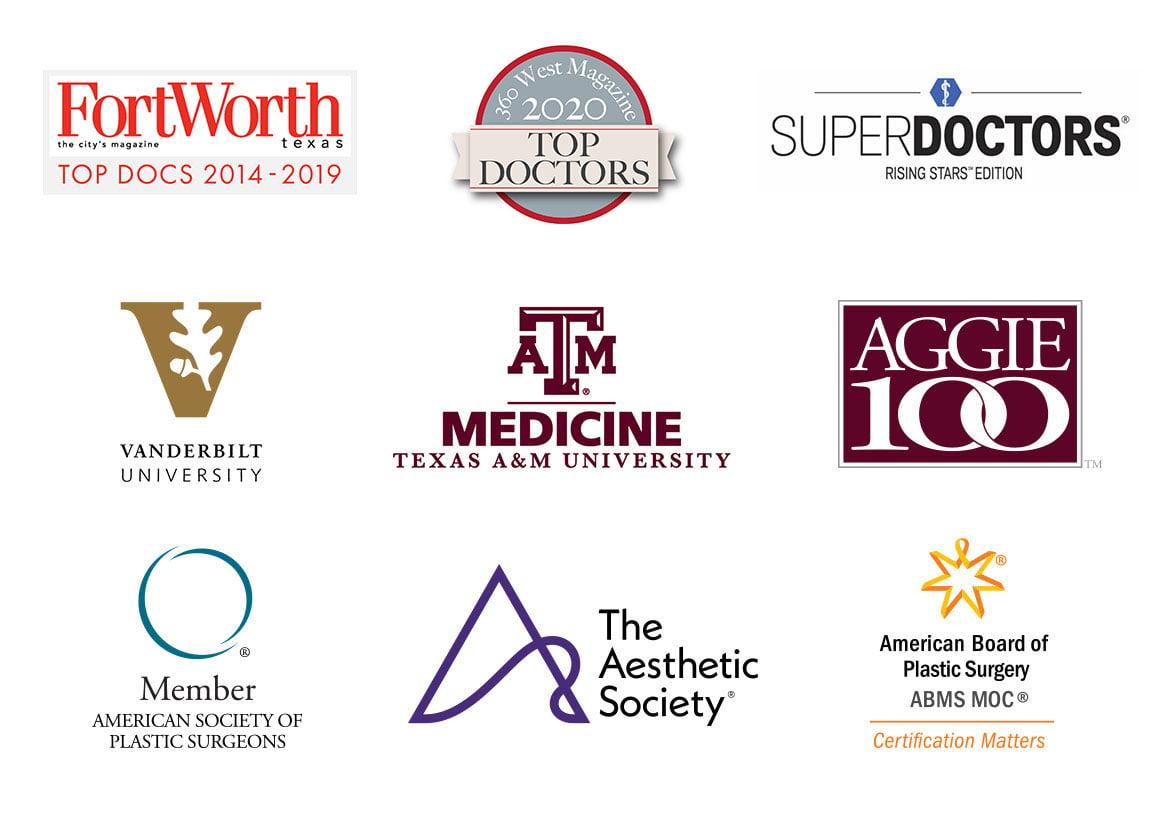Fort Worth Top Docs - 360 West Magazine 2020 Top Doctors - Riser Stars Super Doctors